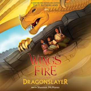 Dragonslayer - Wings of Fire - Legends, Book (Unabridged)