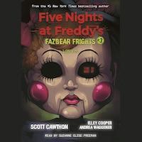 1:35 AM - Five Nights at Freddys Fazbear Frights, Book 3 (Unabridged)