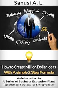 How to Create Million Dollar Ideas