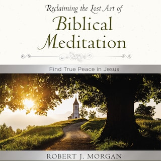 Moments of Reflection: Reclaiming the Lost Art of Biblical Meditation