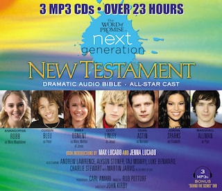 Word of Promise Next Generation Audio Bible New Testament