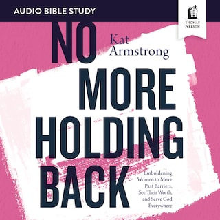 No More Holding Back: Audio Bible Studies