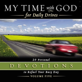 My Time with God for Daily Drives Audio Devotional: Vol. 5