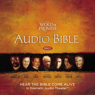 The Word of Promise Audio Bible - New King James Version, NKJV: (34) 1 and 2 Peter; 1, 2, and 3 John; and Jude