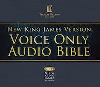 Voice Only Audio Bible - New King James Version, NKJV (Narrated by Bob Souer): (24) Matthew