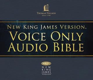 Voice Only Audio Bible - New King James Version, NKJV (Narrated by Bob Souer): (27) John
