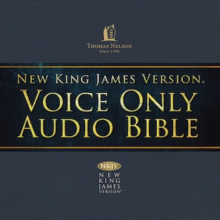 Voice Only Audio Bible - New King James Version, NKJV (Narrated by Bob Souer): (32) 1 and 2 Thessalonians, 1 and 2 Timothy, Titus, and Philemon