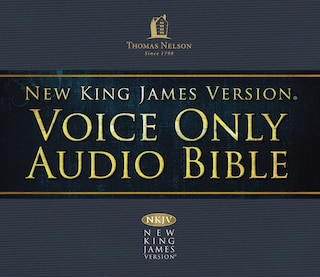 Voice Only Audio Bible - New King James Version, NKJV (Narrated by Bob Souer): (33) Hebrews and James