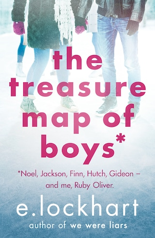 Ruby Oliver 3: The Treasure Map of Boys