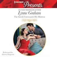 The Greek Commands His Mistress