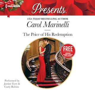 The Price of His Redemption / Christmas at the Chatsfield