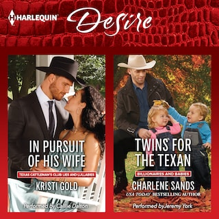 In Pursuit of His Wife / Twins for the Texan