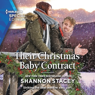 Their Christmas Baby Contract