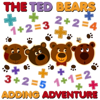 The Ted Bears Adding Adventure