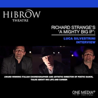 HiBrow: Richard Strange's A Mighty Big If - Luca Silvestrini