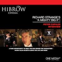 HiBrow: Richard Strange's A Mighty Big If - Peter Capaldi