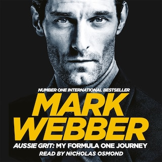 Aussie Grit: My Formula One Journey