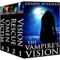 Psychics Vs. Vampires Episodes 1-4