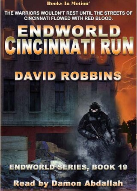 Cincinnati Run (Endworld Series, Book 19)
