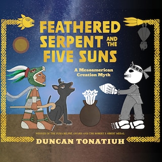 Feathered Serpent and the Five Suns