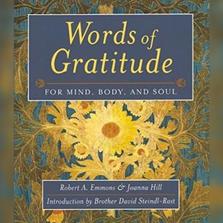 Words of Gratitude
