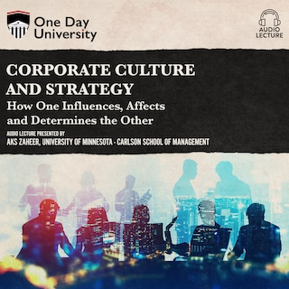 Corporate Culture and Strategy