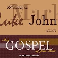 Holy Gospel of Jesus Christ: According to Matthew, Mark, Luke, John