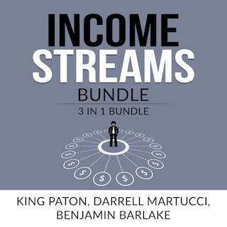 Income Streams Bundle: 3 in 1, Passive Income, Financial Freedom with Real Estate Investing, and Common Sense Investing