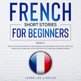 French Short Stories for Beginners Book 5