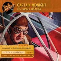 Captain Midnight, Volume 2 The Perada Treasure