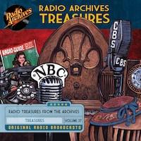 Radio Archives Treasures, Volume 36