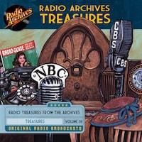Radio Archives Treasures, Volume 37
