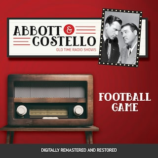 Abbott and Costello: Football Game