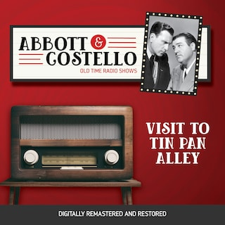 Abbott and Costello: Visit to Tin Pan Alley