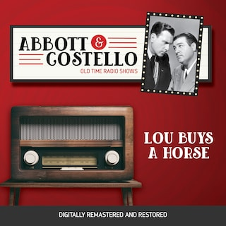 Abbott and Costello: Lou Buys a Horse