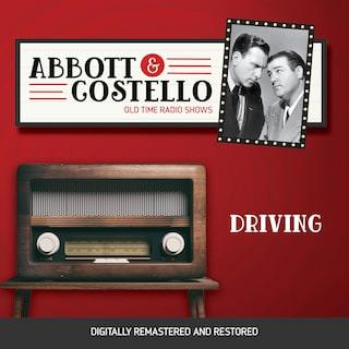 Abbott and Costello: Driving