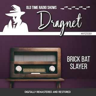 Dragnet: Brick Bat Slayer