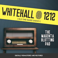 Whitehall 1212: The Magenta Blotting Pad