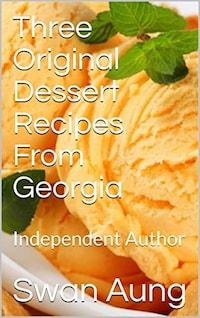 Three Original Dessert Recipes From Georgia