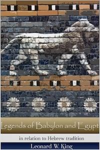 Legends of Babylon and Egypt