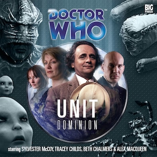 Doctor Who: UNIT – Dominion