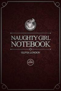 Naughty Girl Notebook