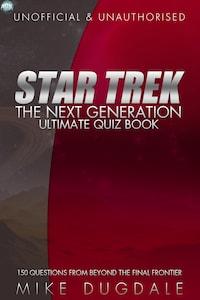 Star Trek: The Next Generation – Ultimate Quiz Book