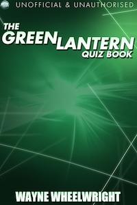 The Green Lantern Quiz Book
