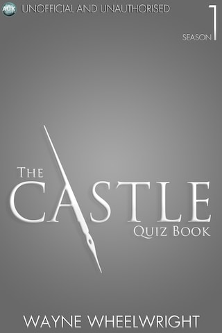 The Castle Quiz Book - Season 1