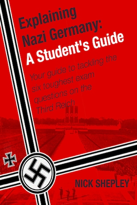 Explaining Nazi Germany