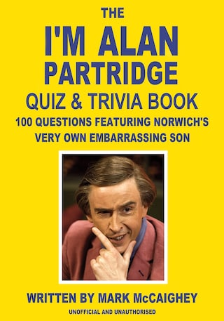 The I'm Alan Partridge Quiz & Trivia Book