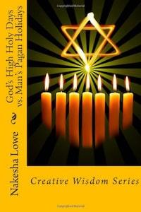 God's High Holy Days vs. Man's Pagan Holidays