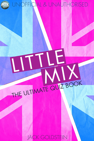 Little Mix - The Ultimate Quiz Book