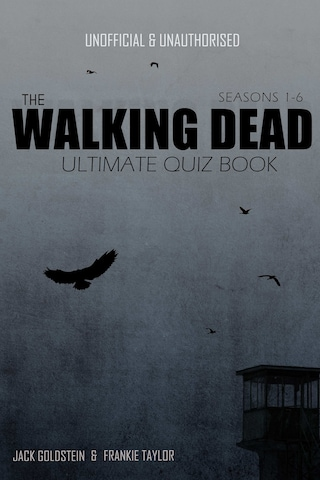 The Walking Dead Ultimate Quiz Book